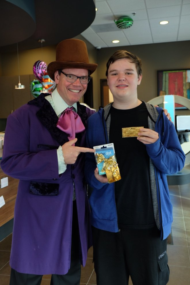 winner-kyle-Denney-with-Willy-Wonka--e1509669584834-thegem-gallery-masonry  - Braces and Invisalign in Kansas City, Overland Park, Olathe, and Paola, Kansas - Oltjen Orthodontics