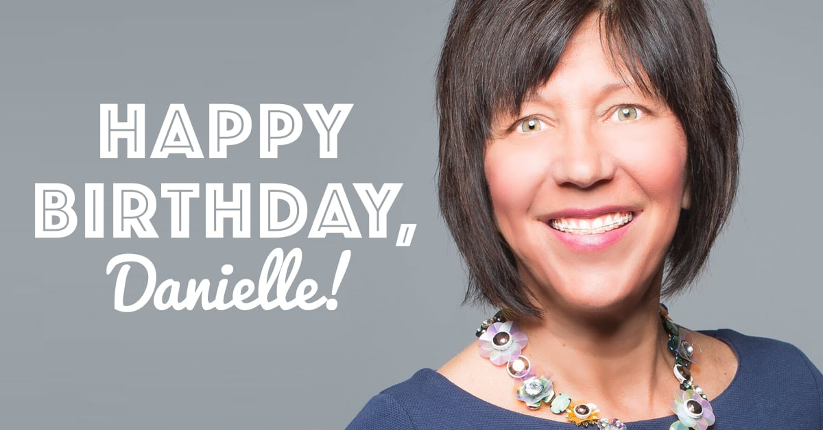 Happy Birthday, Danielle! - Oltjen Orthodontics